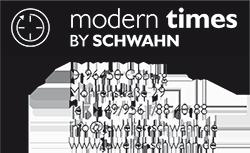 Logo von modern times by SCHWAHN